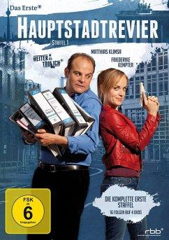 Heiter bis Tödlich: Hauptstadtrevier - Staffel 1 DVD-Box - Diverse