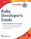 Ruby Developers Guide (eBook, PDF)