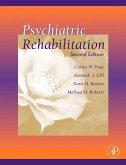Psychiatric Rehabilitation (eBook, PDF)