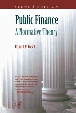 Public Finance (eBook, PDF) - Tresch, Richard W.