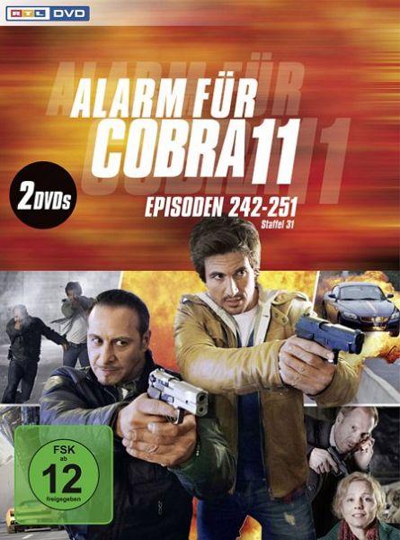 alarm f r cobra 11 staffel 31 2 discs film auf dvd. Black Bedroom Furniture Sets. Home Design Ideas