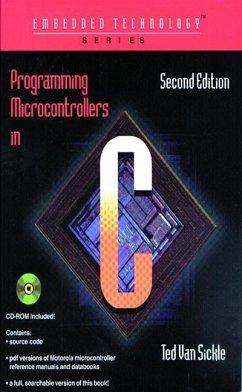 Programming Microcontrollers in C (eBook, PDF) - VanSickle, Ted