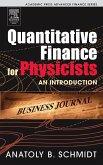 Quantitative Finance for Physicists (eBook, PDF)