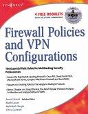 Firewall Policies and VPN Configurations (eBook, ePUB)