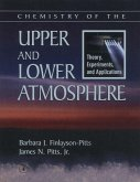 Chemistry of the Upper and Lower Atmosphere (eBook, ePUB)