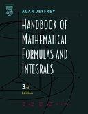 Handbook of Mathematical Formulas and Integrals (eBook, PDF)