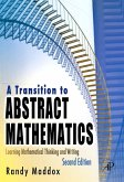 A Transition to Abstract Mathematics (eBook, PDF)