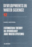 Estimation Theory in Hydrology and Water Systems (eBook, PDF)