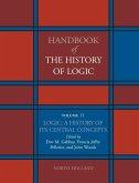 Logic: A History of its Central Concepts (eBook, ePUB)