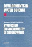 Symposium on Geochemistry of Groundwater (eBook, PDF)