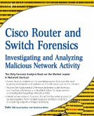 Cisco Router and Switch Forensics (eBook, ePUB)