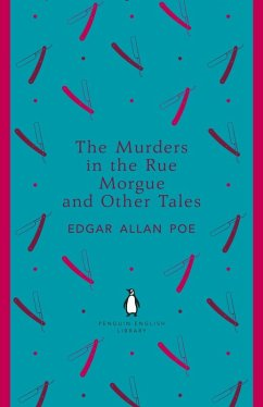 The Murders in the Rue Morgue and Other Tales (eBook, ePUB) - Poe, Edgar Allan