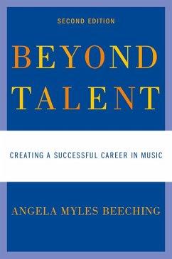 Beyond Talent (eBook, PDF) - Beeching, Angela Myles