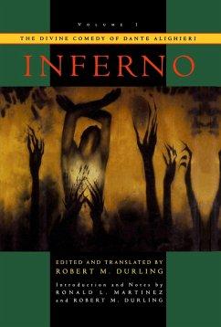 The Divine Comedy of Dante Alighieri (eBook, ePUB) - Durling, Robert M.; Durling, Robert M.