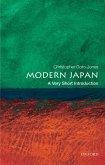 Modern Japan: A Very Short Introduction (eBook, ePUB)