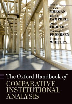 Oxford Handbook of Comparative Institutional Analysis (eBook, PDF)