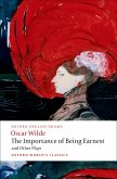 The Importance of Being Earnest and Other Plays (eBook, ePUB)
