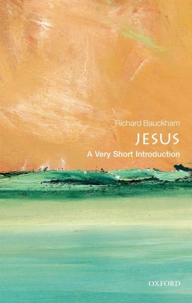 jesus a very short introduction pdf