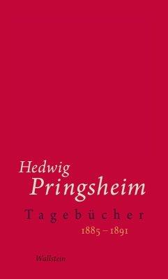 Tagebücher (eBook, PDF) - Pringsheim, Hedwig