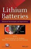 Advanced Lithium Batteries