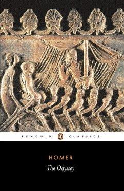 The Odyssey (eBook, ePUB) - Homer