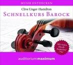 Schnellkurs Barock, 1 Audio-CD