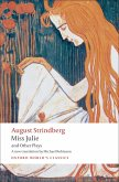 Miss Julie and Other Plays (eBook, ePUB)