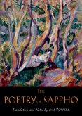 The Poetry of Sappho (eBook, PDF)