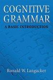Cognitive Grammar (eBook, ePUB)