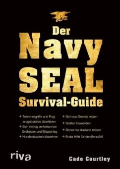Der Navy-SEAL-Survival-Guide - Courtley, Cade
