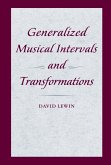 Generalized Musical Intervals and Transformations (eBook, ePUB)