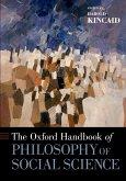 Oxford Handbook of Philosophy of Social Science (eBook, PDF)