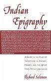 Indian Epigraphy (eBook, PDF)