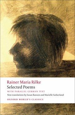 Selected Poems (eBook, PDF) - Rilke, Rainer Maria