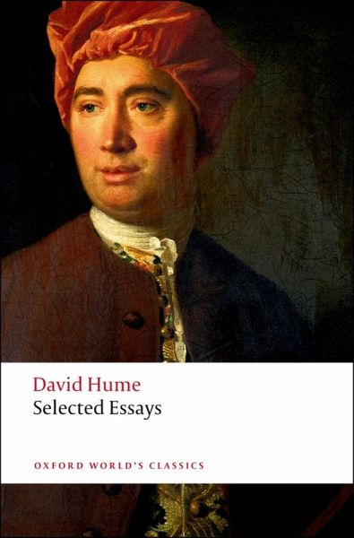 an analysis of david hume essay Thus, by a close analysis of david hume's essays on commerce, it is safe to assume that they do fit in to hirschman's model of doux commerce.