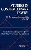Studies in Contemporary Jewry (eBook, PDF)