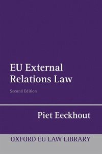 EU External Relations Law (eBook, ePUB)