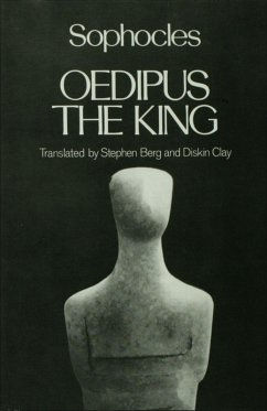 Oedipus the King (eBook, PDF) - Sophocles
