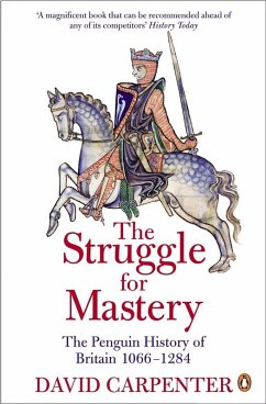 The Penguin History of Britain: The Struggle for Mastery (eBook, ePUB) - Carpenter, David