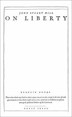 On Liberty (eBook, ePUB) - Mill, John Stuart