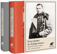 In Stahlgewittern - Jünger, Ernst