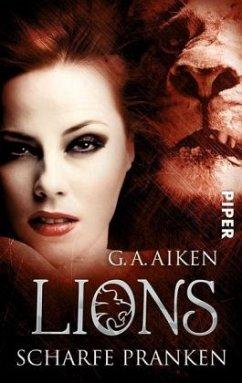 Scharfe Pranken / Lions Bd.5 - Aiken, G. A.