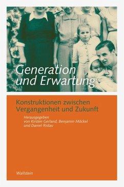 Generation und Erwartung (eBook, PDF)