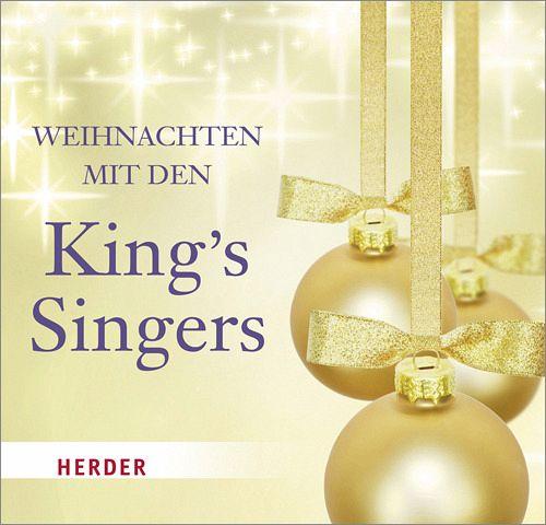 weihnachten mit den king s singers cd. Black Bedroom Furniture Sets. Home Design Ideas