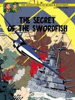 Blake & Mortimer 17 - The Secret of the Swordfish Pt 3 - Jacobs, Edgar P.