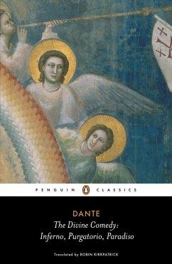 The Divine Comedy (eBook, ePUB) - Alighieri, Dante