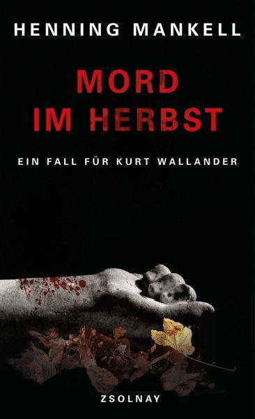 Buch-Reihe Kurt Wallander von Henning Mankell