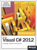 Microsoft Visual C# 2012 - Das Entwicklerbuch. (eBook, ePUB)