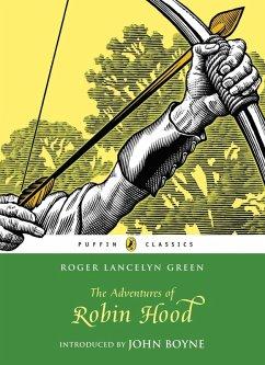 The Adventures of Robin Hood (eBook, ePUB) - Green, Roger Lancelyn