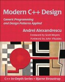 Modern C++ Design (eBook, ePUB)
